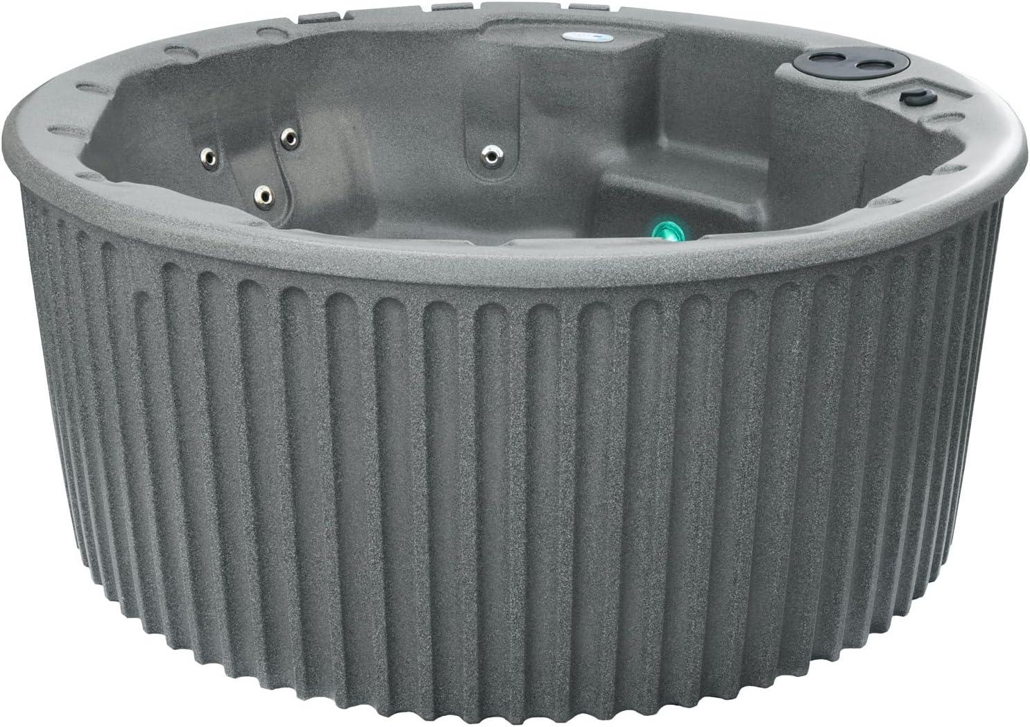 7. Essential Hot Tubs 20-Jet Arbor Hot Tub