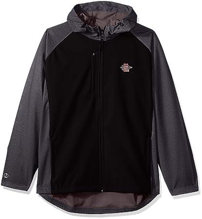 Amazon.com   Ouray Sportswear NCAA San Diego State Aztecs Men s Raider Soft  Shell Jacket ba0d8fef9