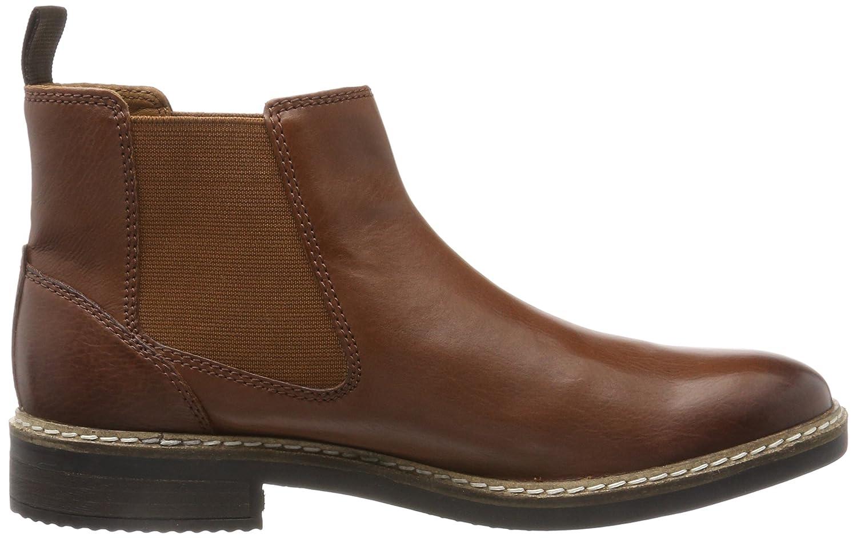 Clarks Top Herren schwarzford Top Clarks Chelsea Stiefel  Amazon   Schuhe ... 0752af
