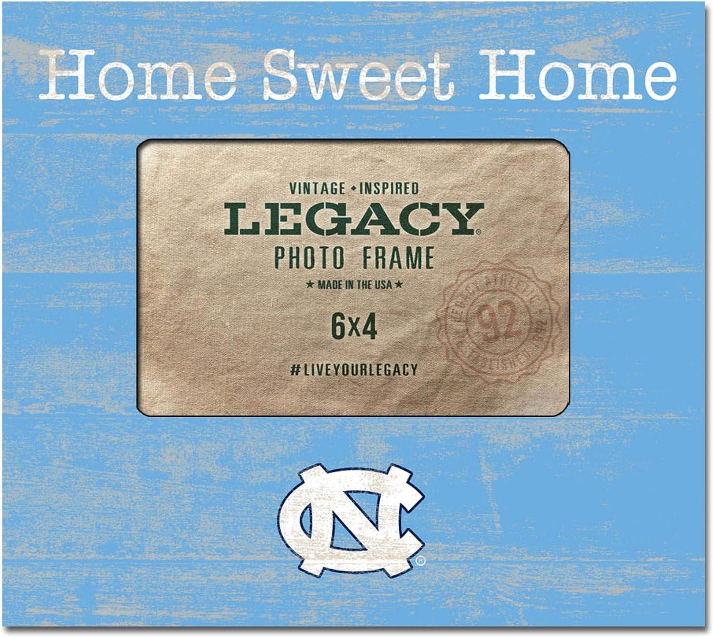 One Size Custom Upper 8x9 NCAA Legacy North Carolina Tar Heels 4 x 6 Picture Frame