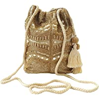 potli purse by Himalaya Handicraft | potli women | potli clutches | gift bags | bags for wedding | for girls and women's