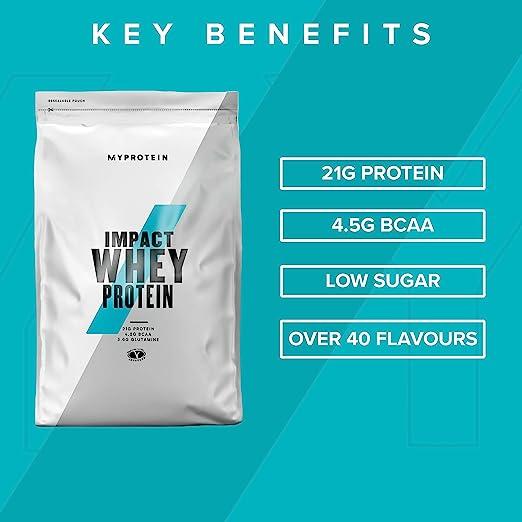 Myprotein Impact Whey Protein 1000 g
