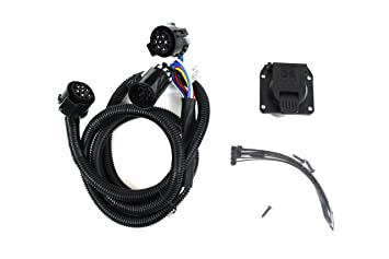 81QLidwfOZL._SX355_ amazon com genuine dodge ram accessories 82212195ab trailer tow trailer tow wiring harness at soozxer.org