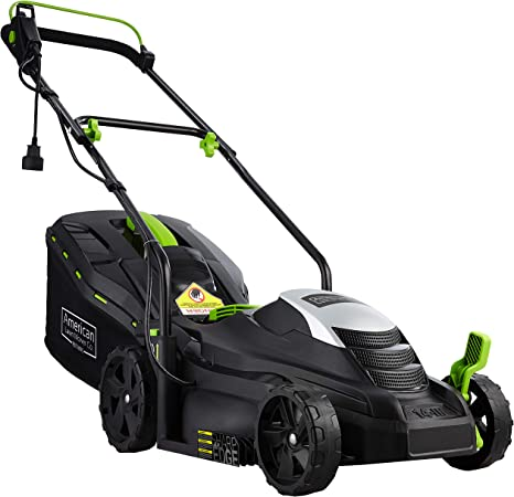 Amazon.com: American Lawn Mower 1204-14 - Cortacésped con ...