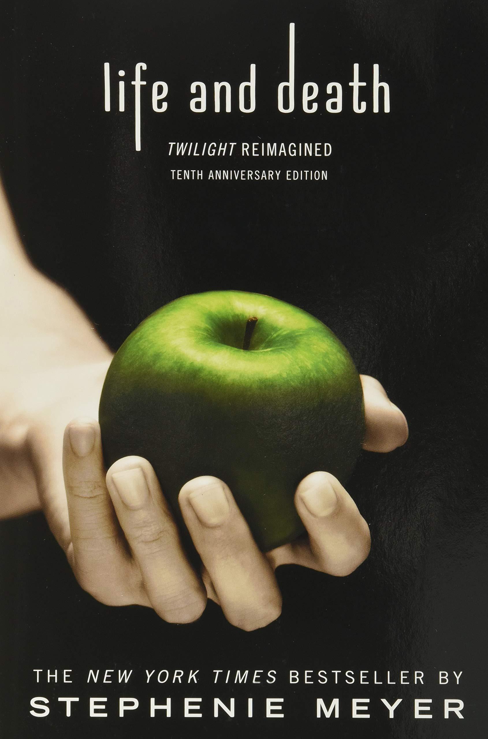 Life and Death Crepúsculo Stephenie Meyer
