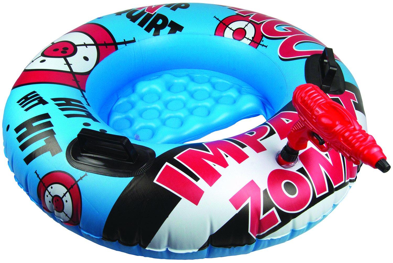 Poolmaster Bump N Squirt Tube - Blue by Poolmaster