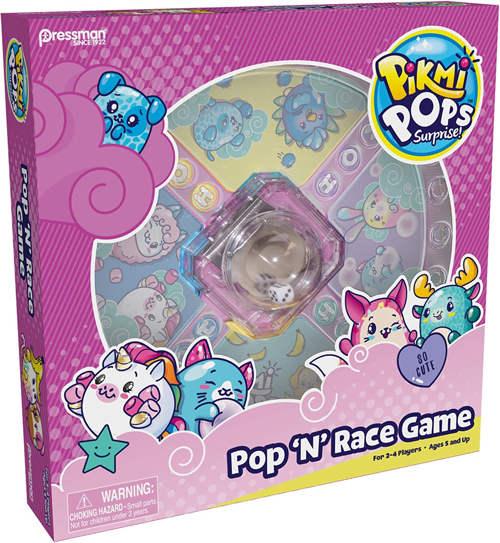 Pikmi Pops Pop N Race Game