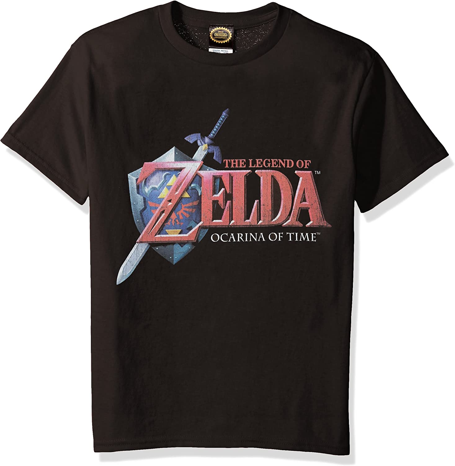 Kid//Youth The Le-gend of-Zel-da T-Shirts 3D Long Sleeve Tees for Girls Boys