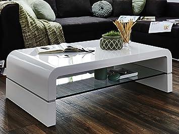 couchtisch wei hochglanz mit glasplatte energiemakeovernop. Black Bedroom Furniture Sets. Home Design Ideas