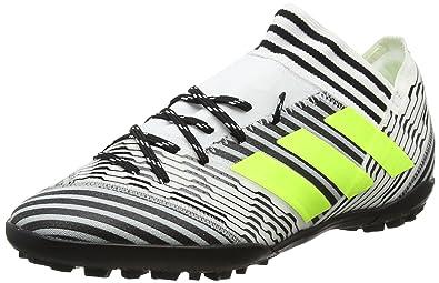 b538bf47b Adidas Men's Nemeziz Tango 17.3 Tf Ftwwht/Syello/Cblack Football Boots - 9  UK