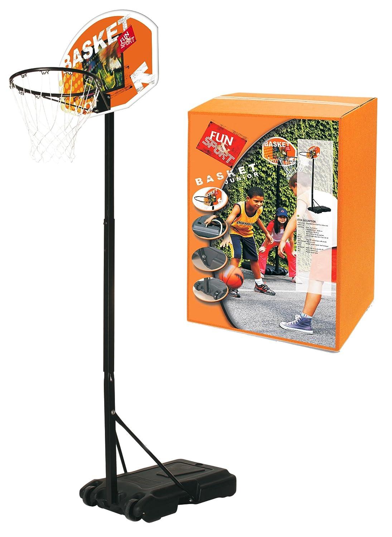 Mondo - 18294 - Panier De Basket - Junior - Ajustable De 165 à 205 Cm