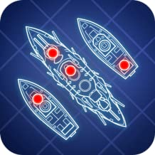 Fleet Battle : Série Bataille - Bataille Navale - Touché-coulé (joueur simple + multijoueur local et en ligne)