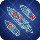 Fleet Battle: Battle Series - a Sea Battle game! Fast-paced naval warfare! (singleplayer + local and online multiplayer)