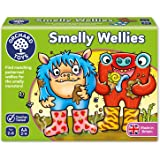 Orchard Toys 102300 Smelly Wellies