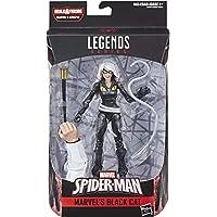 Hasbro E3951AS00 Spider-Man Legends Series 6-inch Marvel's Black Cat