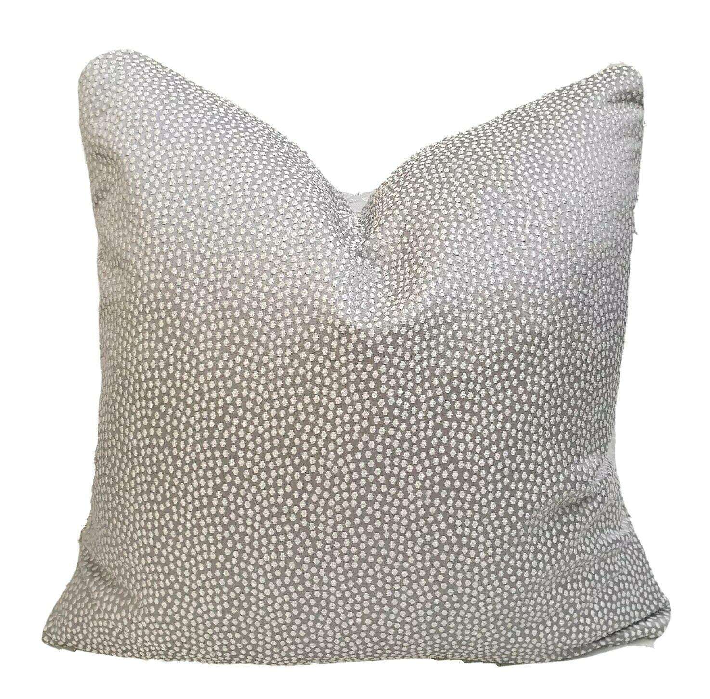 "iLiv Cosmos Flint Woven Fabric Cushion Cover 18/"" x 18/"""
