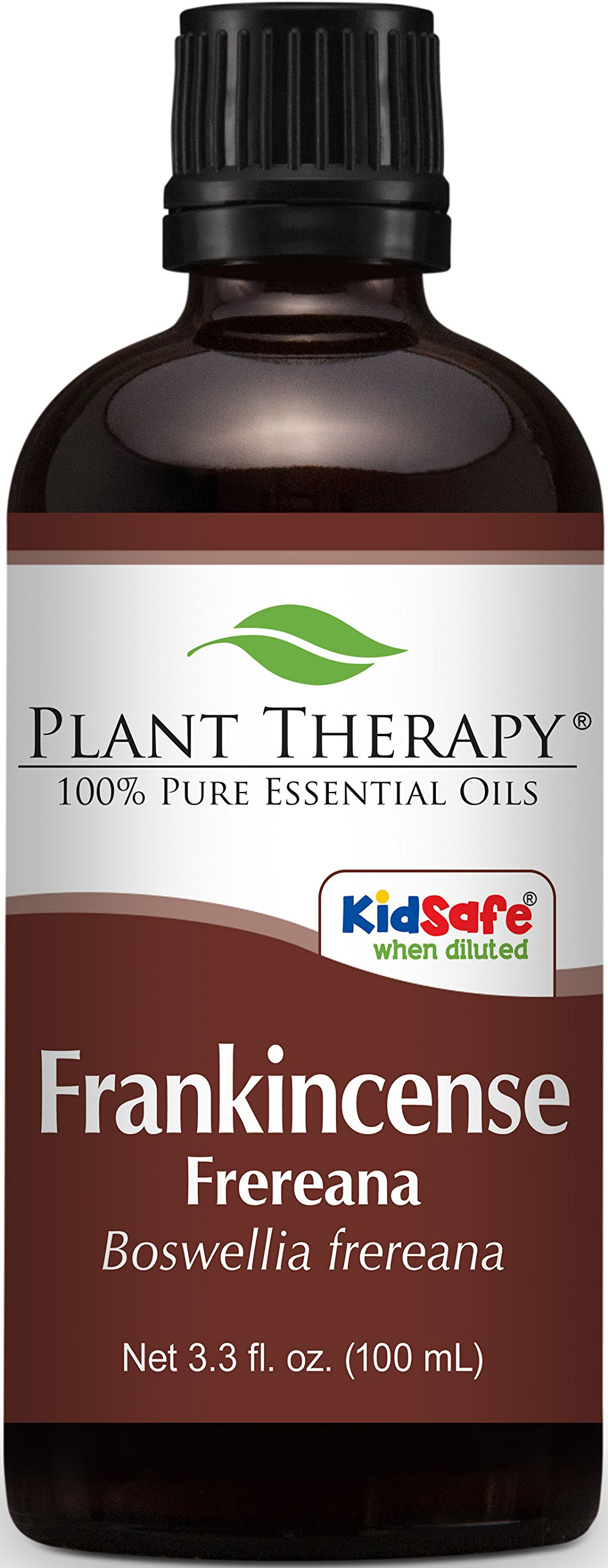 Plant Therapy Frankincense Frereana Essential Oil | 100% Pure, Undiluted, Natural Aromatherapy, Therapeutic Grade | 100 milliliter (3.3 ounce) by Plant Therapy (Image #1)