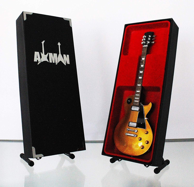 Guitar Miniature Replica with Display Box and Stand Joe Bonamassa