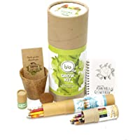 bioQ Mega Grow Kit - Planting Kit & Stationery Gift Box