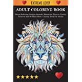 Swear Word Coloring Book ( Black Edition ): Coloring Book For Adults