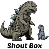 Shoutbox Godzilla Fan