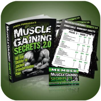 jason ferruggia muscle gaining secrets pdf
