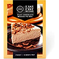 Just In Time Gourmet Silky Chocolate Mousse Pie Mix (1 mix in box)