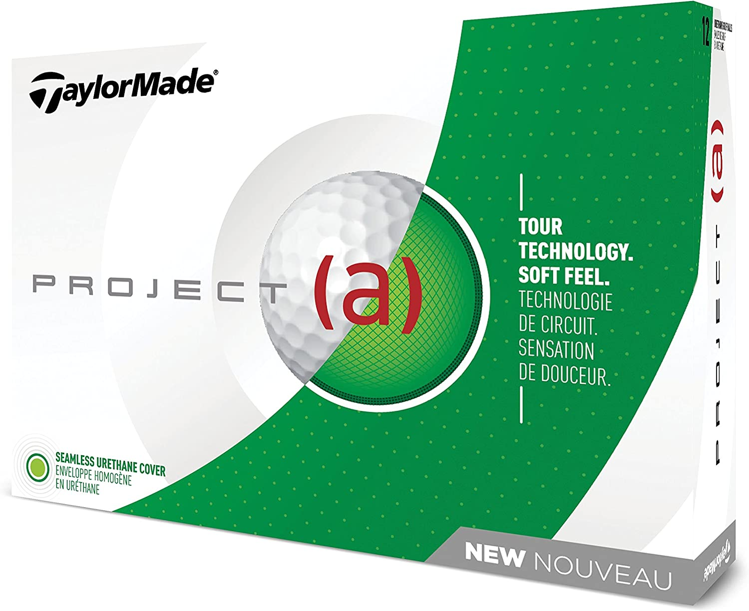 TaylorMade Project (a) Golf Balls (One Dozen)