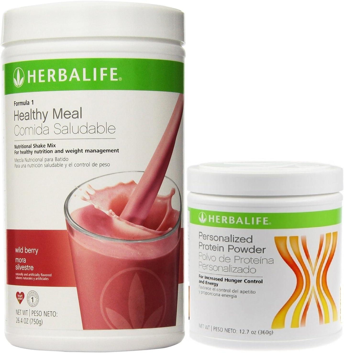 Batido nutricional y 2 proteína personalizada: Amazon.es: Hogar