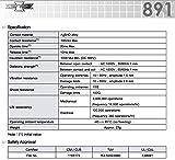 3x Song Chuan 891WP-1A-C12VDC, Quick Terminal Power Relay SPNO 25A 12VDC