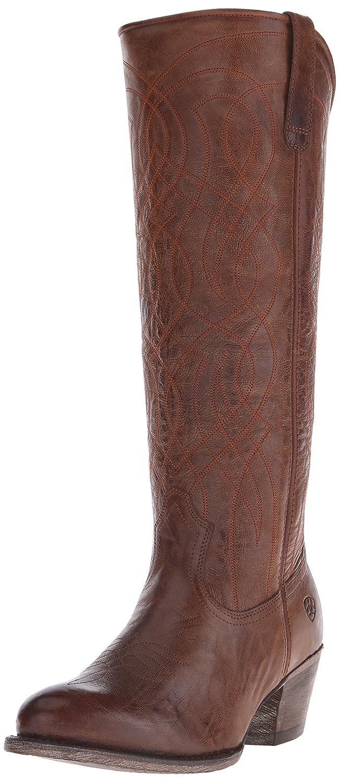 Ariat Women's Singsong Western Fashion Boot B00U9XVMSW 7 B(M) US|Wood