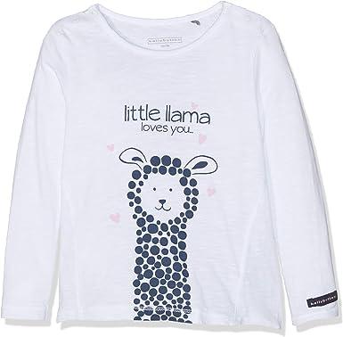 Bellybutton Kids Baby-M/ädchen Langarmshirt