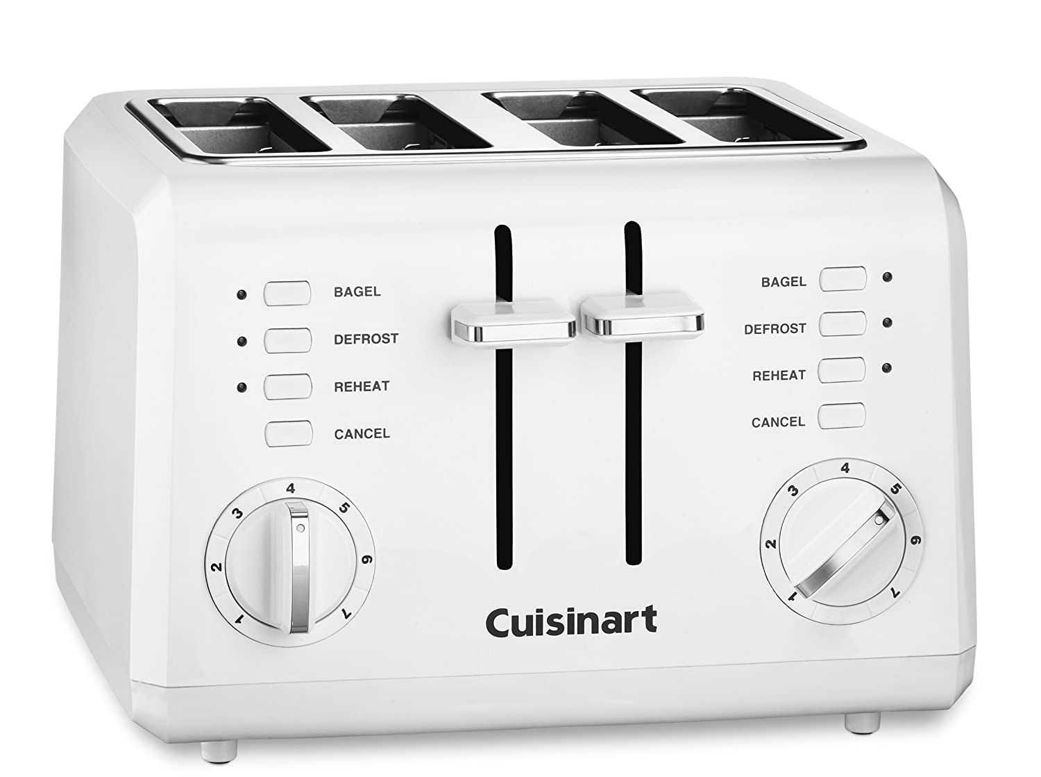 Amazon Cuisinart CPT 142 pact 4 Slice Toaster Kitchen