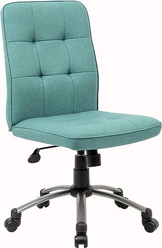 Boss Office Products BOSXK 1 Ergonomic Office Chair Green