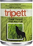 Tripett Grain-Free All Natural Dog Food, 13 oz cans, Pack of 12