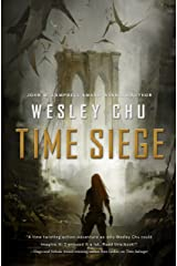 Time Siege (Time Salvager Book 2) Kindle Edition