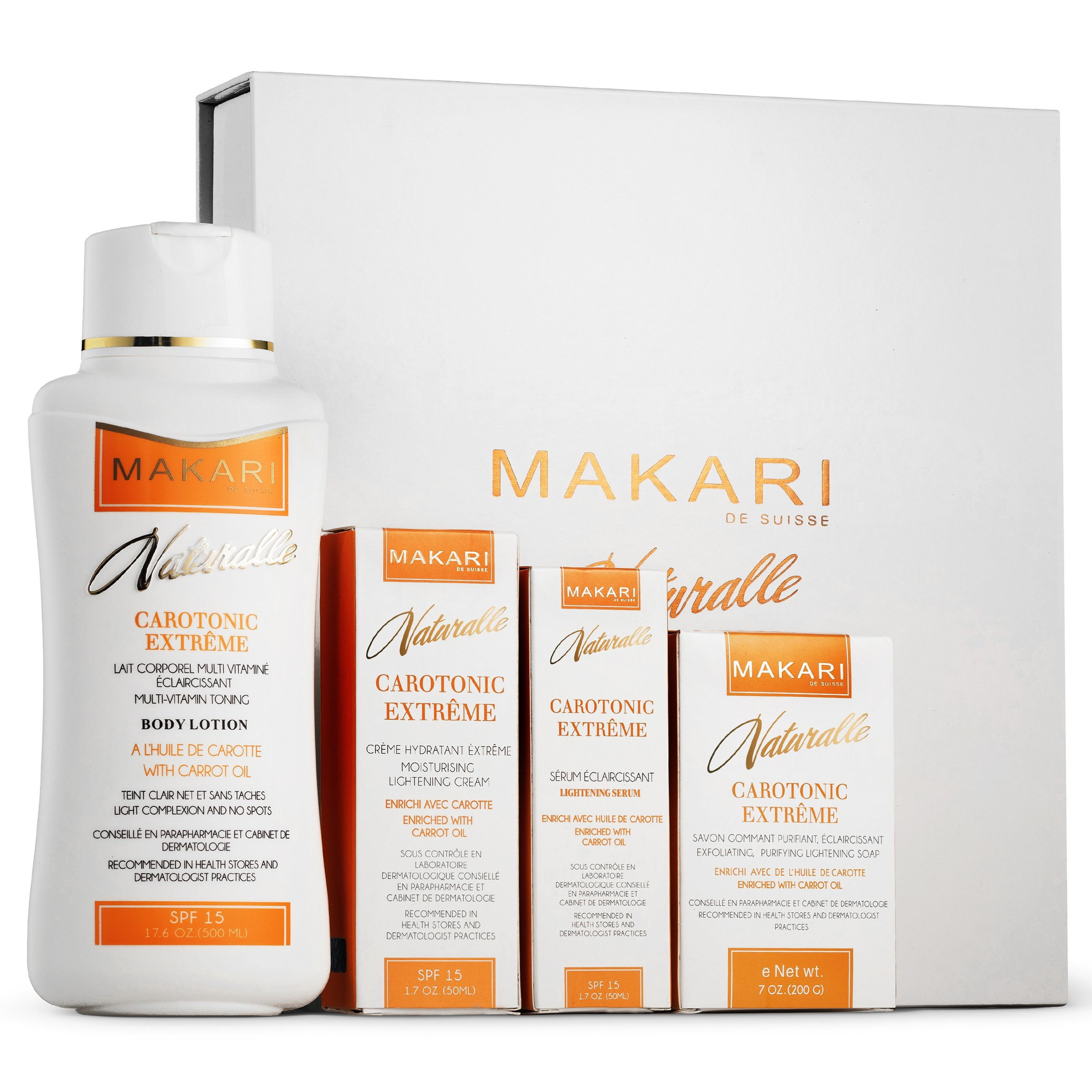 Makari Baby Soap 5.4oz – Soothing 154ad0182b7