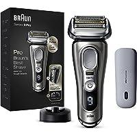 Braun Series 9 Pro Premium scheerapparaat heren met 4+1 scheerkop, elektrisch scheerapparaat met ProLift Trimmer…