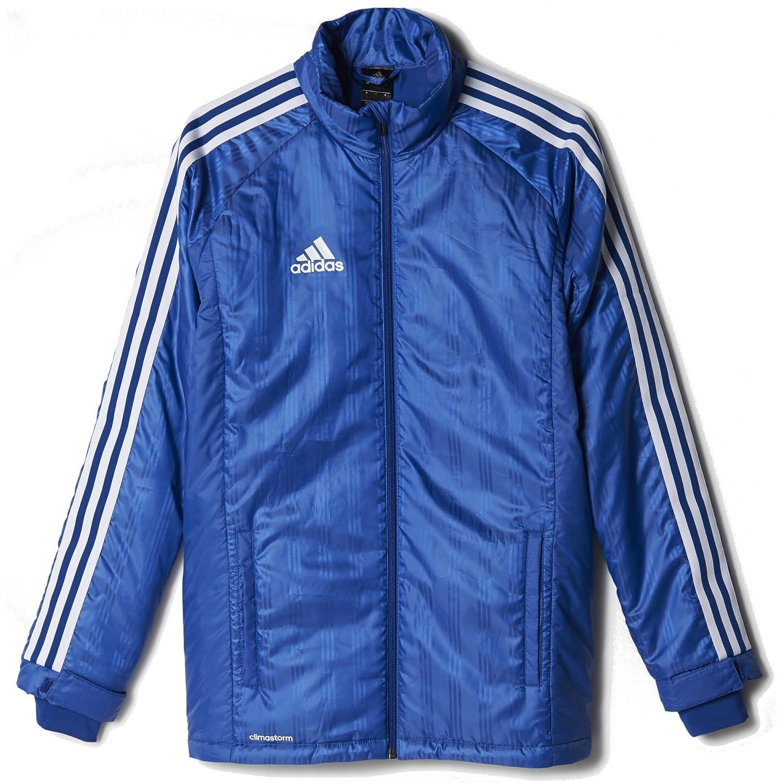 (アディダス) adidas サッカーウェア SHADOW ウォーマージャケット(中綿) BQK70 [メンズ] B01JLFLLHKパワーブルー 日本 J/M-(日本サイズM相当)