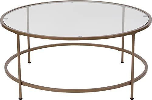 Dimond Home Layered Crescent Mirrored Console Table, 43 x 12 x 31