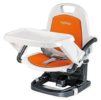 Amazon.com: Peg Perego USA Rialto Booster Seat, Arancia: Baby