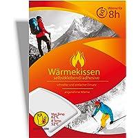 Warmtepleister 8 uur, warmtekussen, pijnpleister, warmtepads rugwarmer.