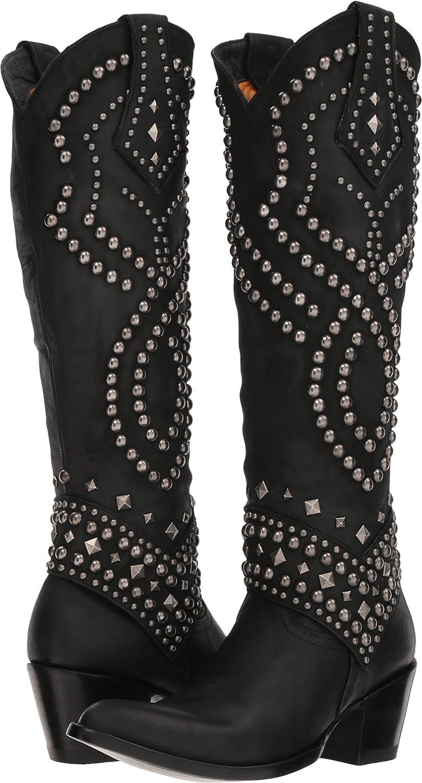 Old Gringo Women's Belinda Boot B07BHRYHLJ 7 M US|Black 1