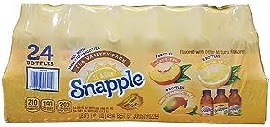 Snapple Tea Variety Pack (24 Pack/ 20 Fl Ounce ) Net Wt 480 Fl Ounce , 480 Fluid Ounce