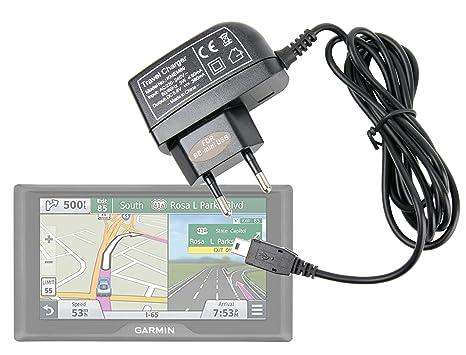 Cargador para GPS Garmin Drive, 50 y 50LM 60LM, 50LMT 60LMT ...