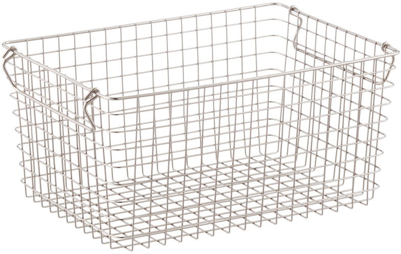 Stacking Wire Baskets | The Container Store