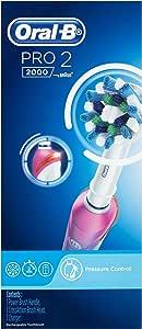 Oral-B Pro 2 2000 Pink Electric Toothbrush