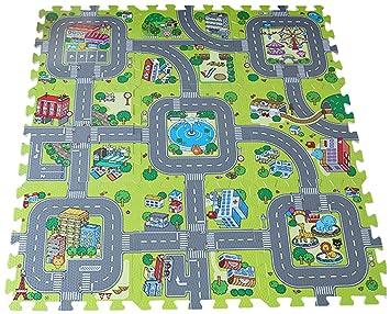 Praktisch Spielmatte 86tlg Spielteppich Puzzlematte Kinderteppich Matte Schutzmatte Möbel & Wohnen Baby
