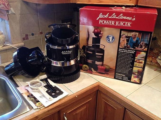 Jack La Lannes Power Juicer