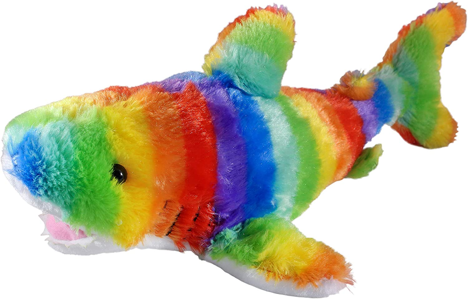 Ripley's Aquarium Rainbow Shark Stuffed Animal